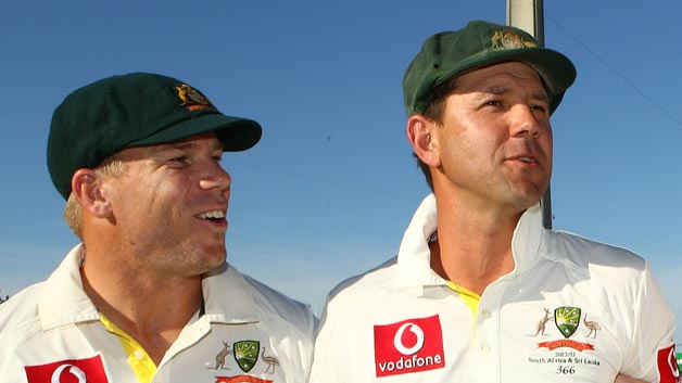 David Warner calls Ricky Ponting his hero after the latter gets inducted in the ICC Hall of Fame