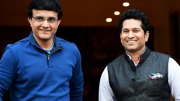 Sourav Ganguly approaches Sachin Tendulkar to work with India youngsters