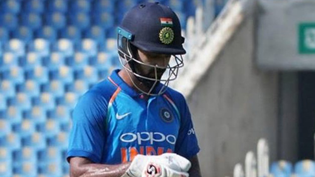 KL Rahul fails in his return game after suspension against England Lions