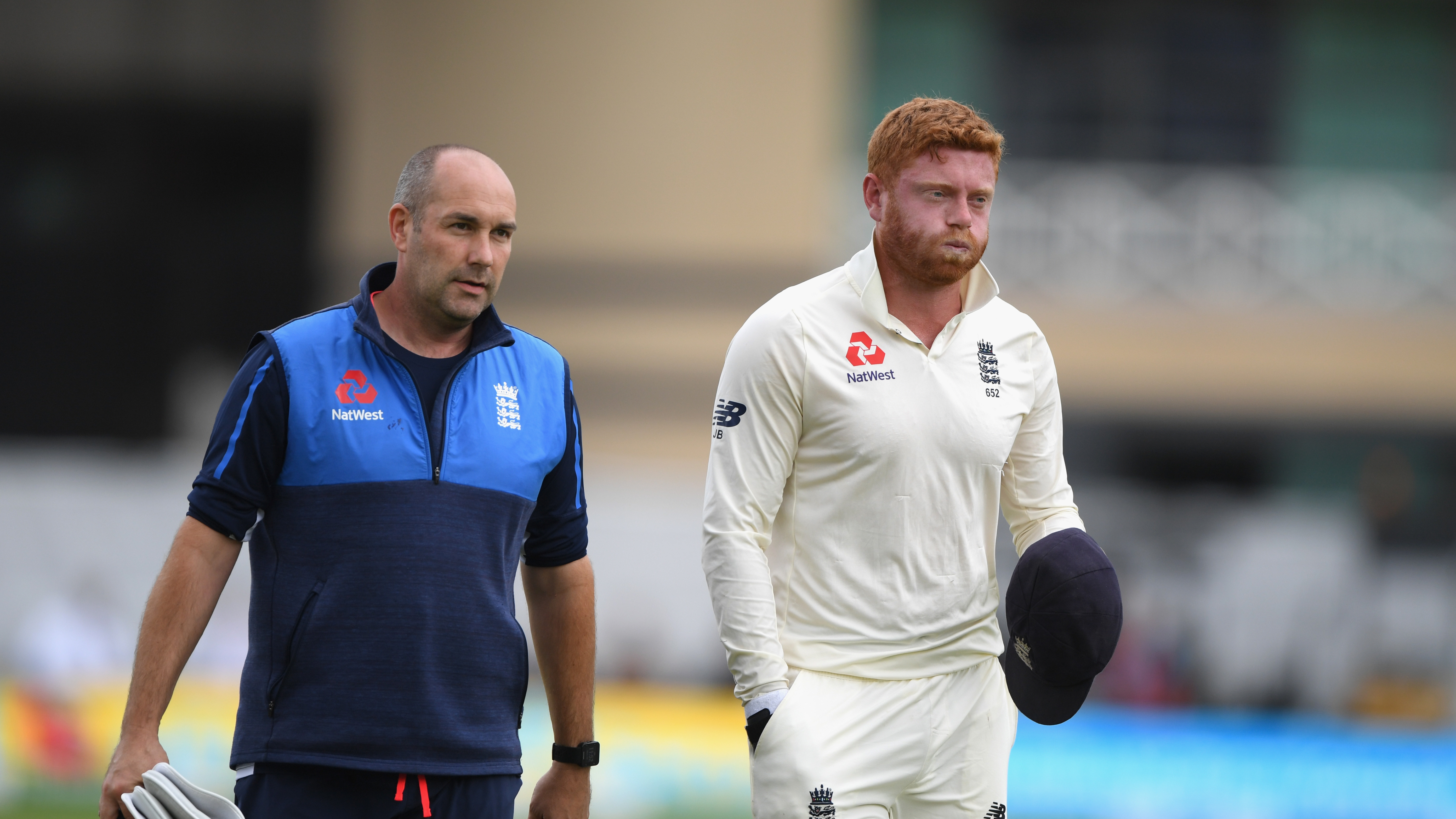 ENG vs IND 2018: Jonny Bairstow suffers fractured finger on his left hand, expected to bat in England's second innings