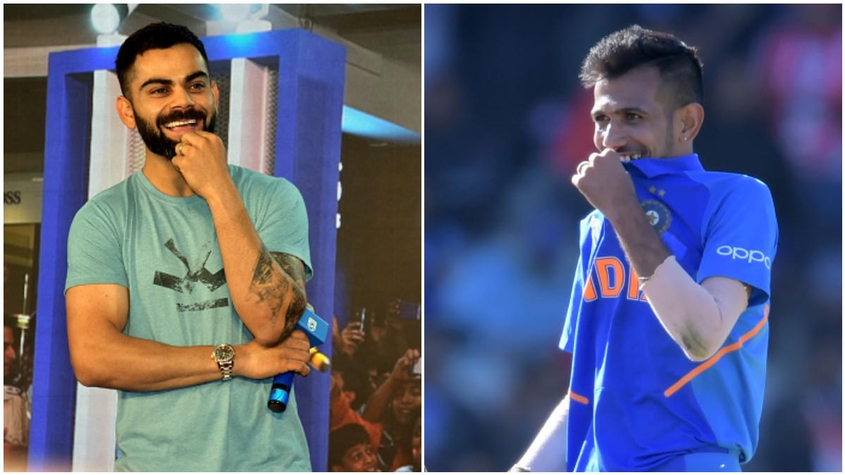 IND v SA 2019: Yuzvendra Chahal congratulates Virat Kohli for 50 Tests as captain in cheeky way