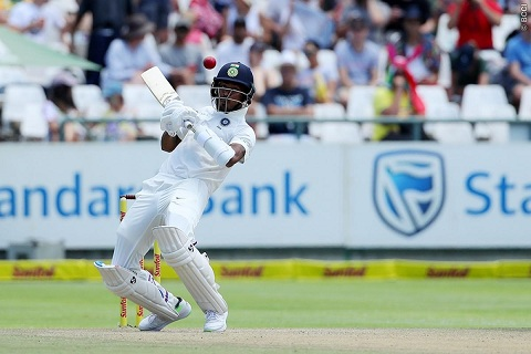 SA v IND 2018: 1st Test, Day 2 – South Africa lead by 142 despite Hardik Pandya's brilliant counterattacking 93
