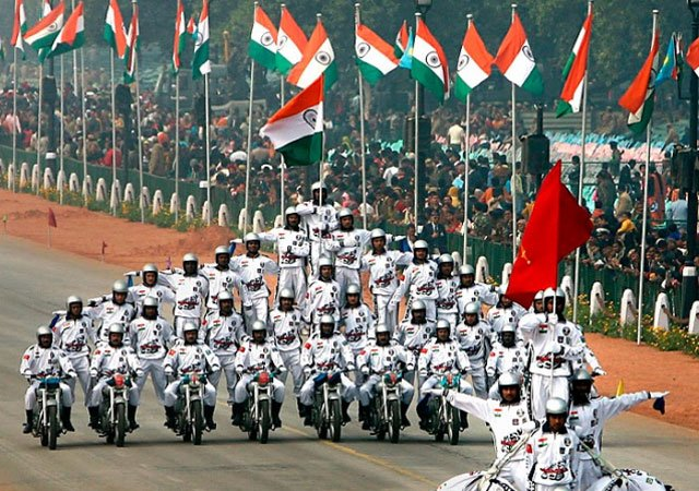 Republic Day Parade at Rajpath |  PTI