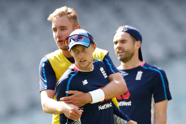 Broad in or out? A difficult one for his mate, Root | Getty