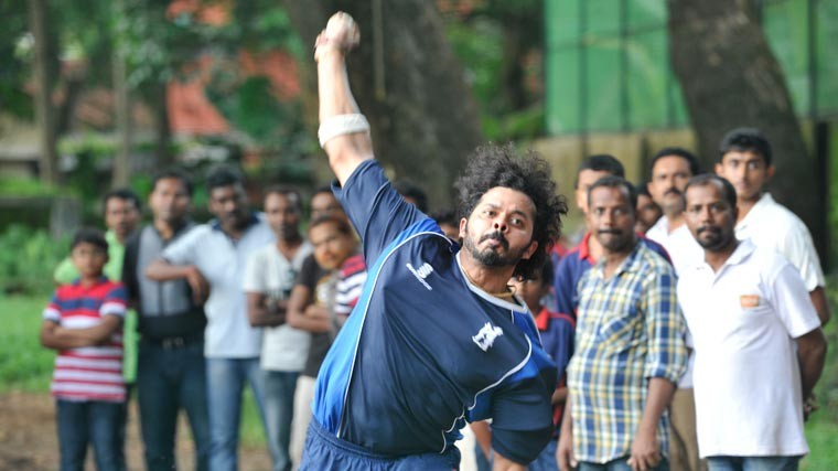 Sreesanth eager to