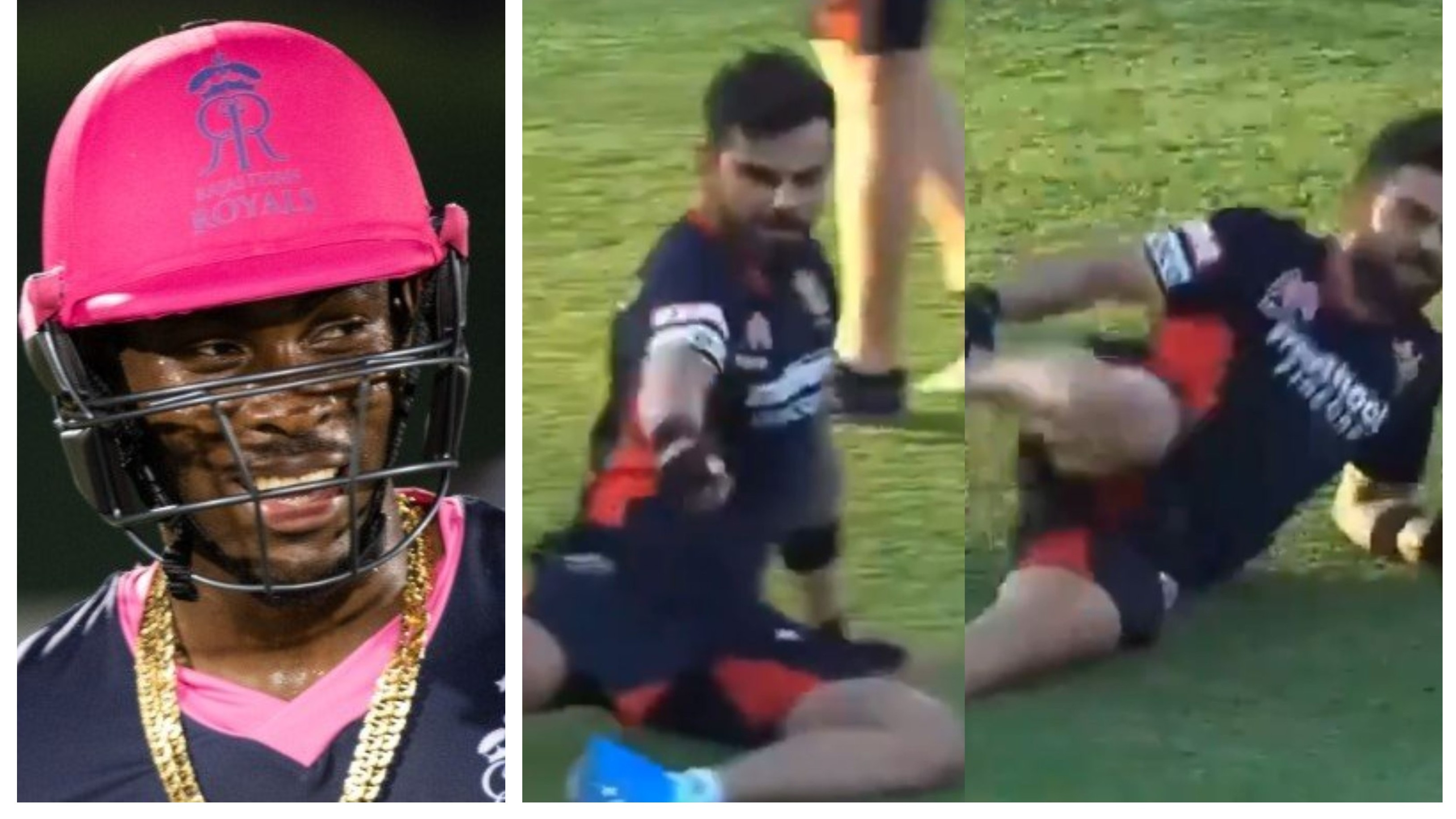 IPL 2020: Jofra Archer reacts to Virat Kohli's hilarious dance moves ahead of RCB-KXIP clash