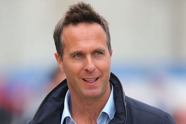 MU fans troll Michael Vaughan for poking fun at Marouane Fellaini