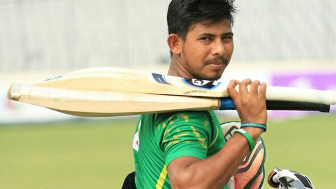 Bangladesh batsman accused of domestic violence