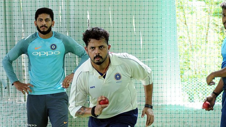 Sreesanth will be happily welcomed by Kerala for domestic return, says coach Tinu Yohannan