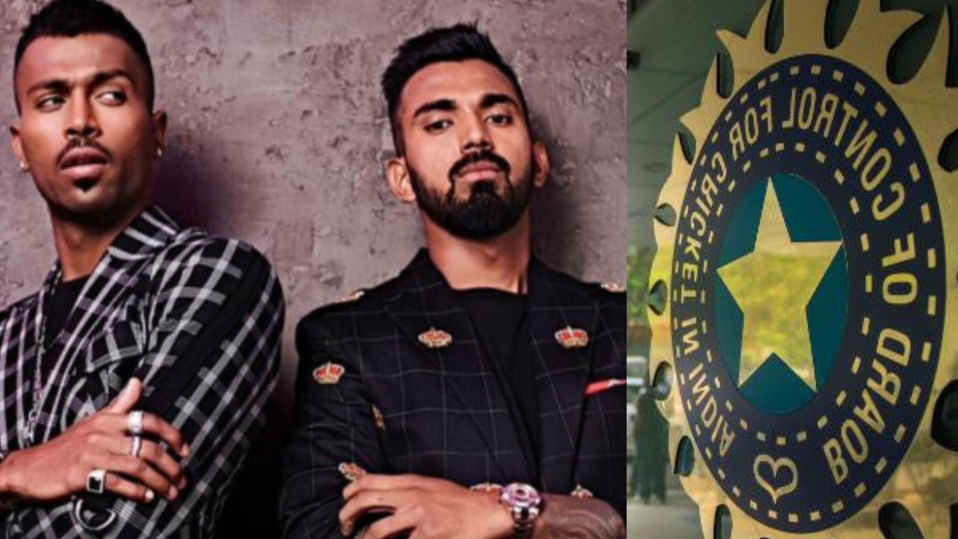 BCCI issues show-cause notice to Hardik Pandya, KL Rahul over controversial remarks on Koffee with Karan