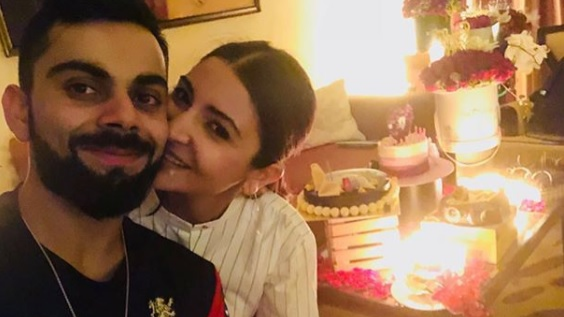 IPL 2018: Virat Kohli responds to Anushka Sharma's tweet for RCB
