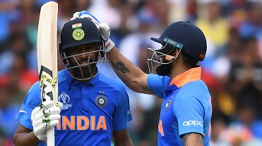 CWC 2019: Virat Kohli reveals how Hardik Pandya helped him pace his innings better against Australia