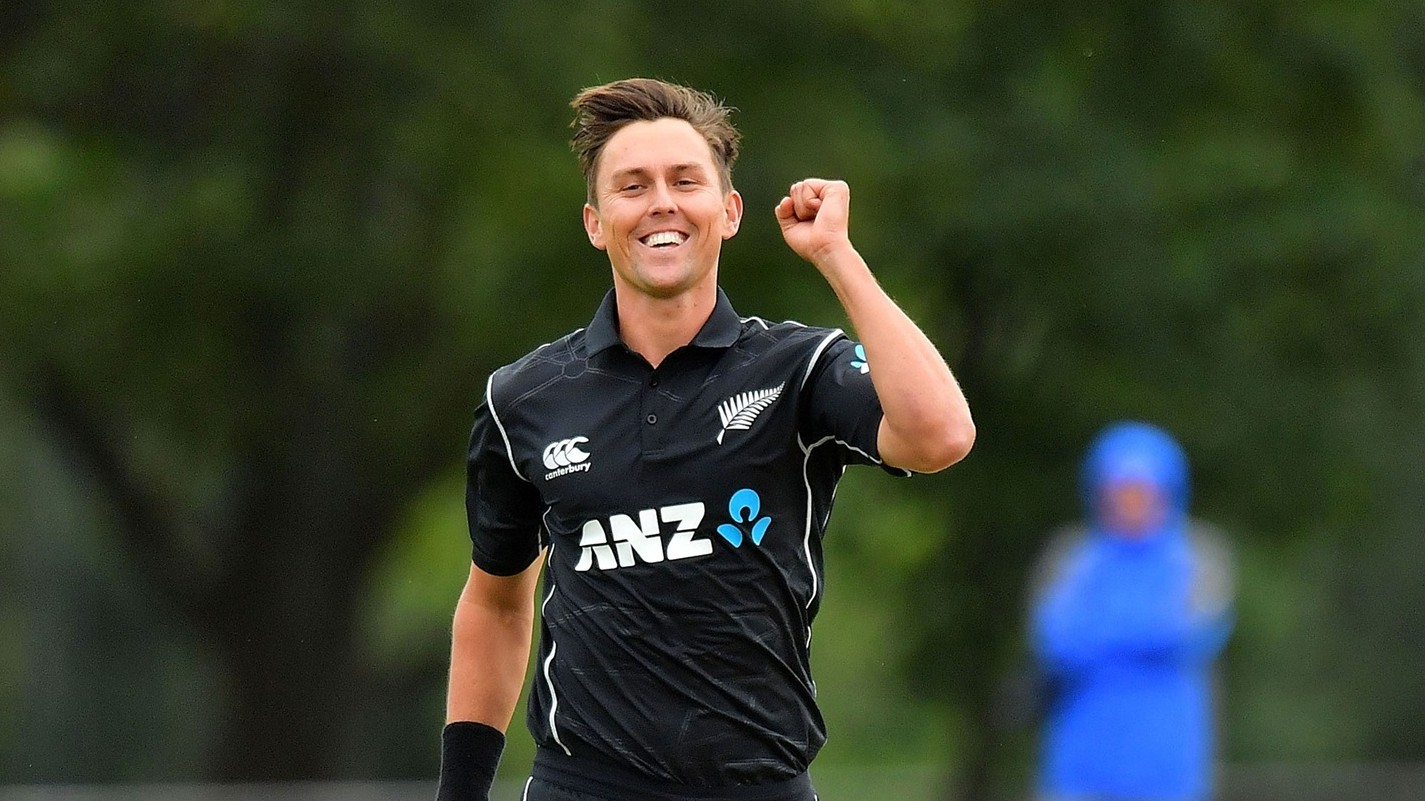 New Zealand's Trent Boult itching to get back onto the cricket field again