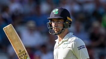 Ireland announces Andrew Balbirnie as their new Test and ODI captain