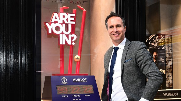 CWC 2019: Michael Vaughan takes a dig on Sanjay Manjrekar again