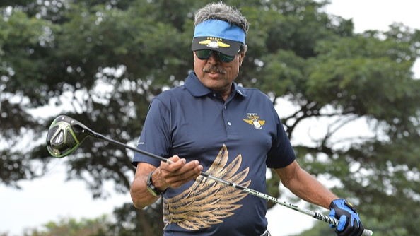 Kapil Dev to take part in the Asia Pacific Seniors 2018 golf tournament