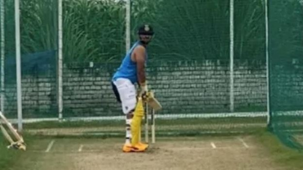 IPL 2020: WATCH - Suresh Raina shares video of his batting session