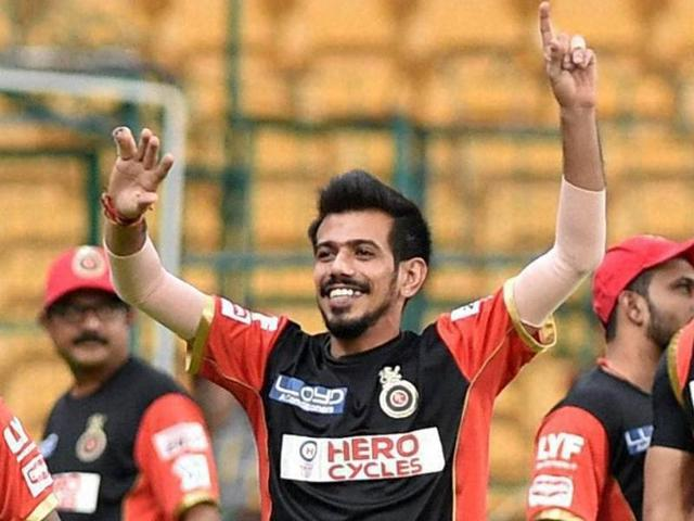Yuzvendra Chahal takes a cheeky dig at Rohit Sharma's wife