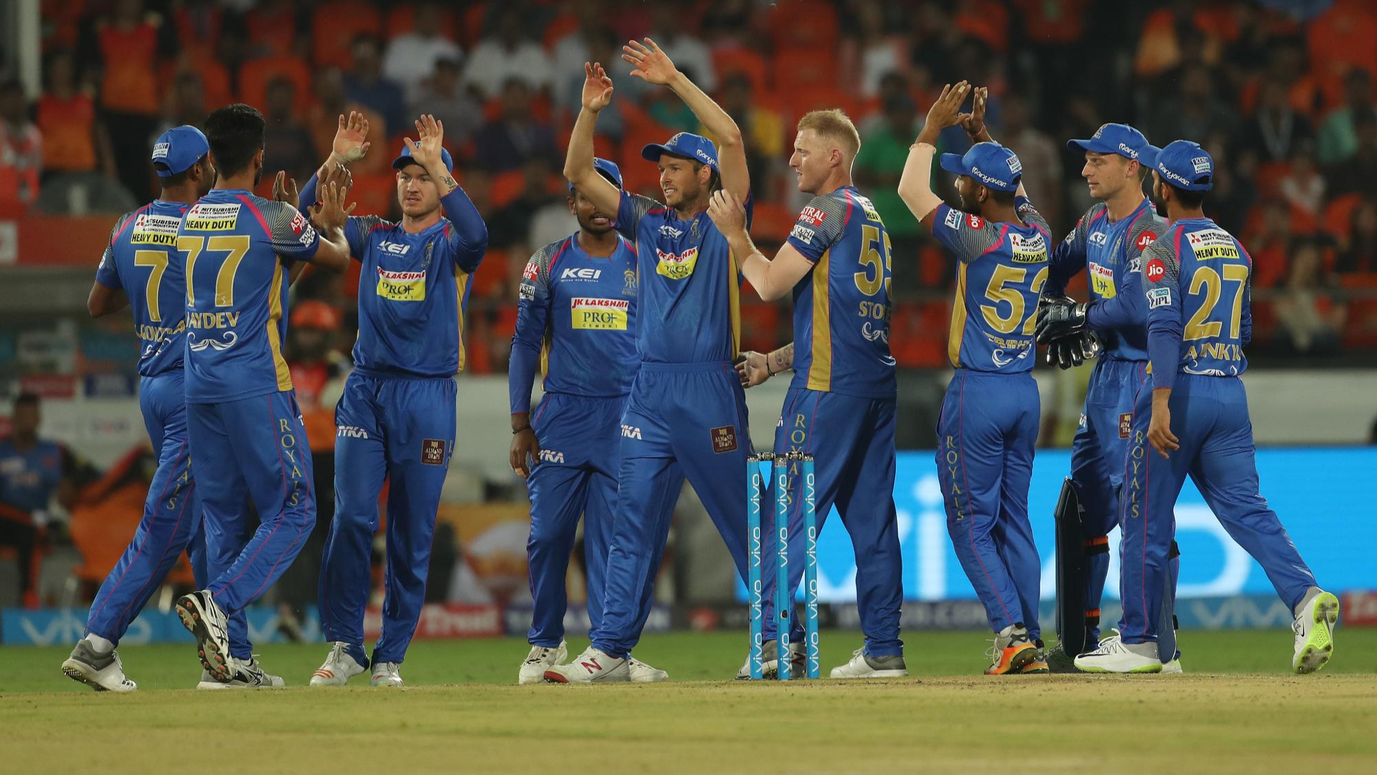 IPL 2018: Match 6,  RR vs DD: Twitter reacts to  a Royal victory on home return