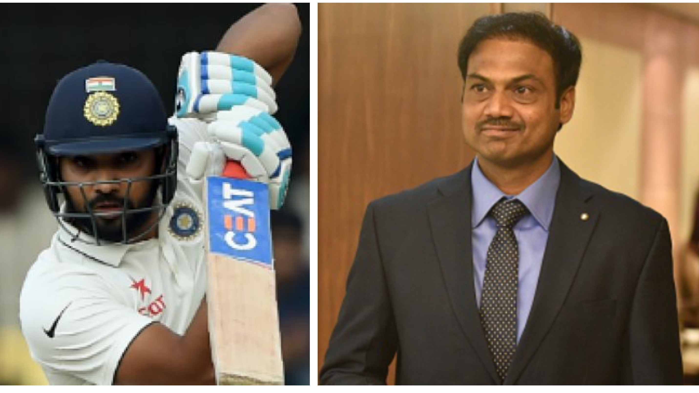 Rohit Sharma perfectly suited to bat in Australia, says chief selector MSK Prasad