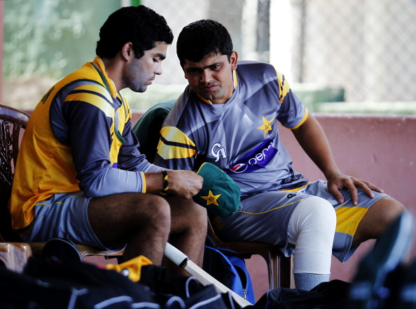 Umar Akmal and Kamran Akmal | GETTY