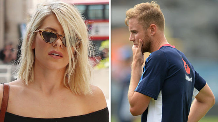 Stuart Broad breaks up with his girlfriend of five months Mollie King