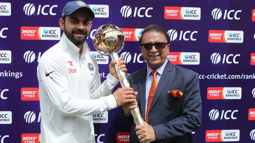 SA v IND 2018: Virat Kohli to receive ICC Test Championship Mace after Cape Town T20I
