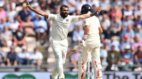 ENG v IND 2018: Watching the clips of Anderson and Broad helped me a lot, says Mohammad Shami