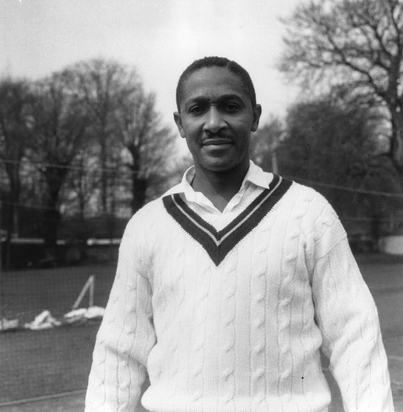 The first black West Indies captain Sir Frank Worrell made it to the Jamaican senate three times | Getty