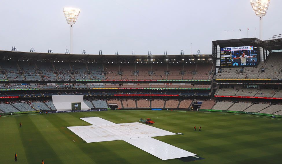The MCG pitch has been rated poor by  ICC. (Getty)
