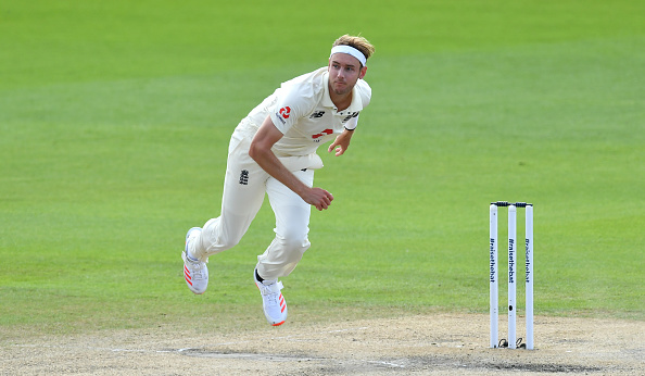 Stuart Broad | Getty Images