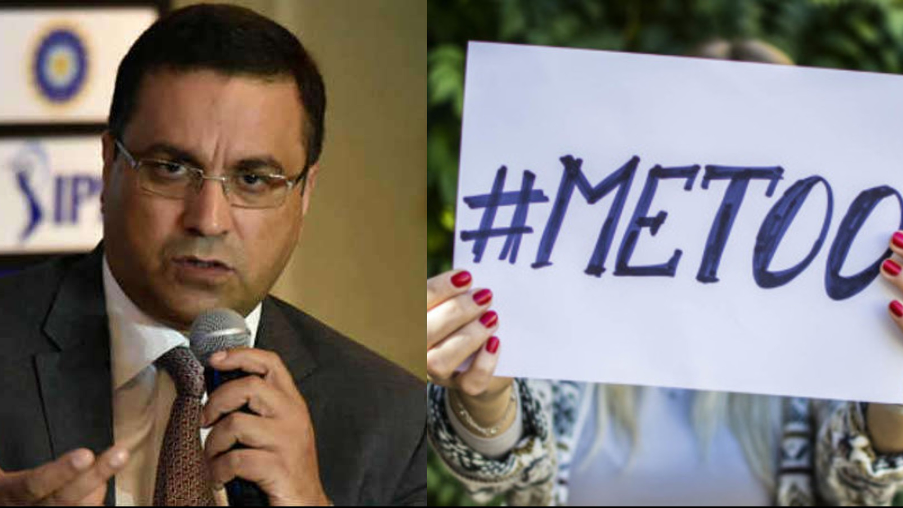 #MeToo strikes Cricket as BCCI CEO Rahul Johri accused of sexual harassment