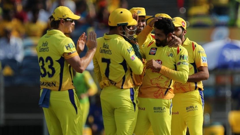 IPL 2018: CSK v RCB – Twitter reacts in amusement as Ravindra Jadeja and Harbhajan Singh rip through RCB batting