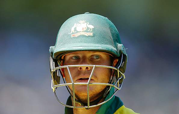 Smith has failed to repeat his Test form in the ODIs. (Getty)