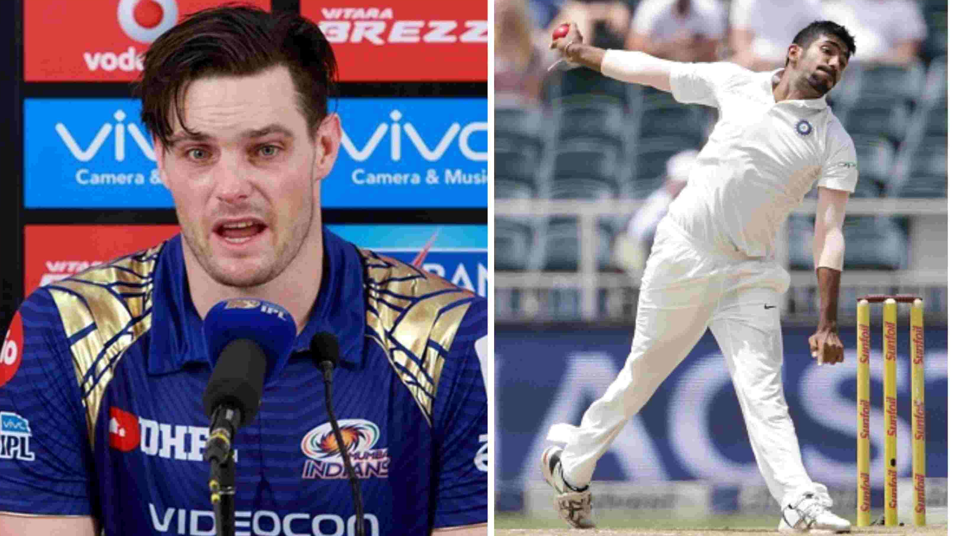 ENG v IND 2018: McClenaghan heaps praise on Bumrah, expects him to do well in Test cricket