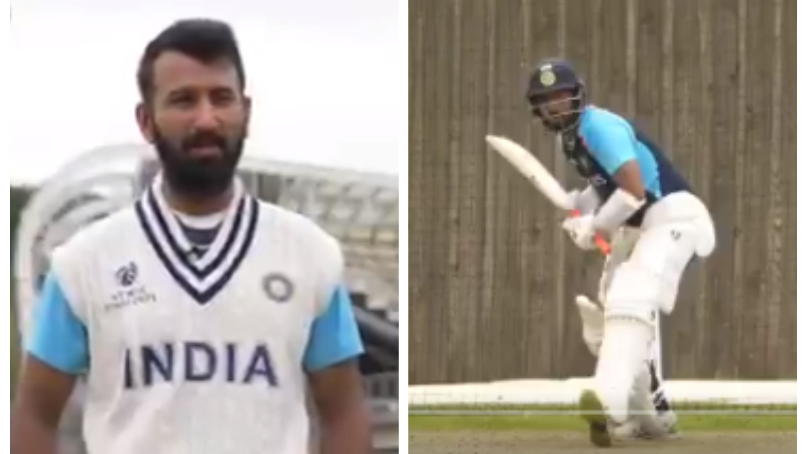 WTC 2021 Final: WATCH – Pujara says New Zealand hold advantage in terms of preparation but India up for challenge