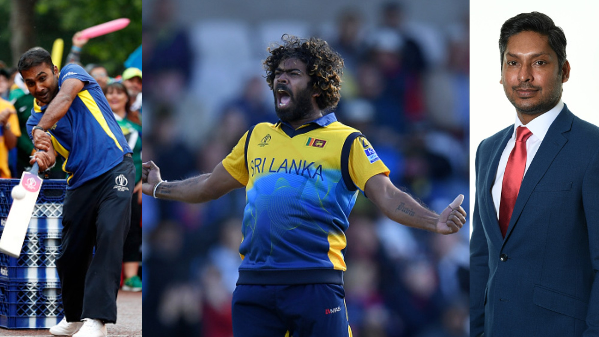 CWC 2019: Cricket fraternity rejoices as Malinga's 4-fer and Mathews' 85* helps Sri Lanka upset England by 20 runs