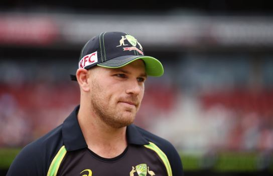 Aaron Finch | Source Cricket Australia