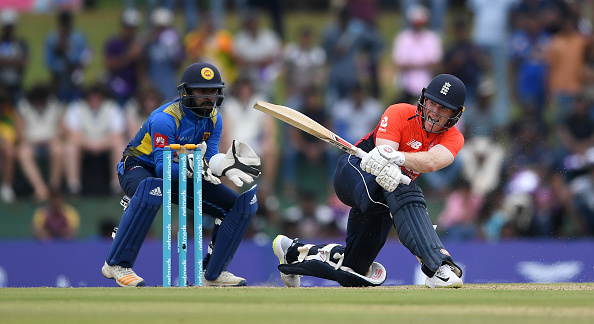 The Eoin Morgan led side is building very well towards the World Cup next year | Getty