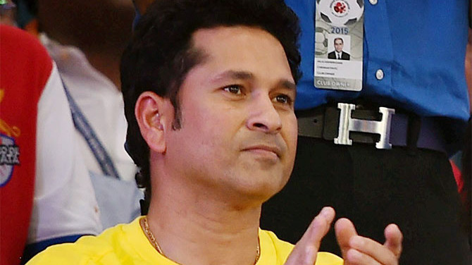 Sachin Tendulkar talks about parting ways with his ISL franchise Kerala Blasters
