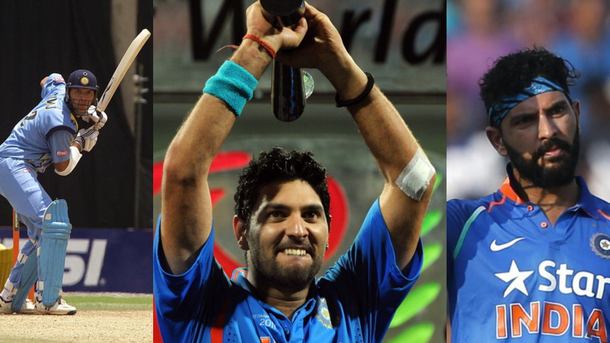 Top 5 moments from the career of the amazing Yuvraj Singh