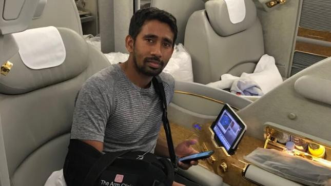 Wriddhiman Saha eyeing return to cricket via India A games