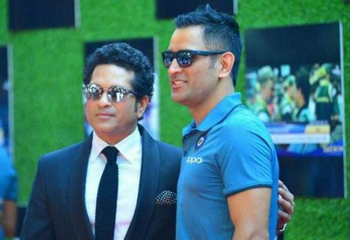 Sachin Tendulkar and MS Dhoni make it into the top 10 Forbes list