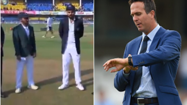 IND v BAN 2019: Michael Vaughan calls Indore pitch a 'belter' as bowlers get assistance on day one