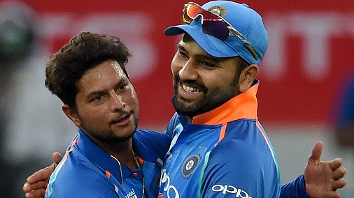 ICC T20I Rankings: Kuldeep Yadav rises to career-best second spot, Rohit Sharma jump to seventh
