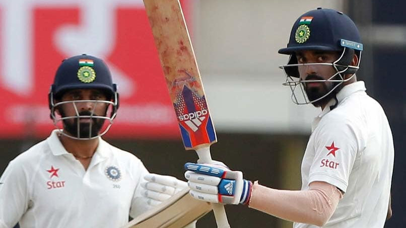 AUS v IND 2018-19 : मुरली विजय के अनुसार के एल राहुल बल्ले के साथ बहुत ही अच्छे हैं
