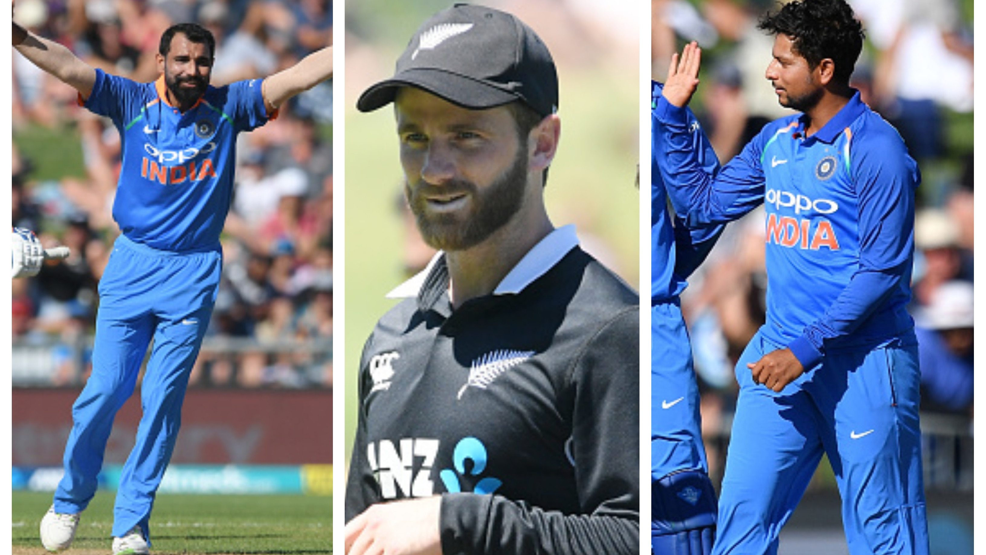 NZ v IND 2019: Kane Williamson credits Indian bowlers for their stellar effort in Napier ODI