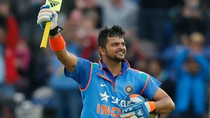 Suresh Raina completes 15 years in international cricket; #15YearsofRaina trends on Twitter