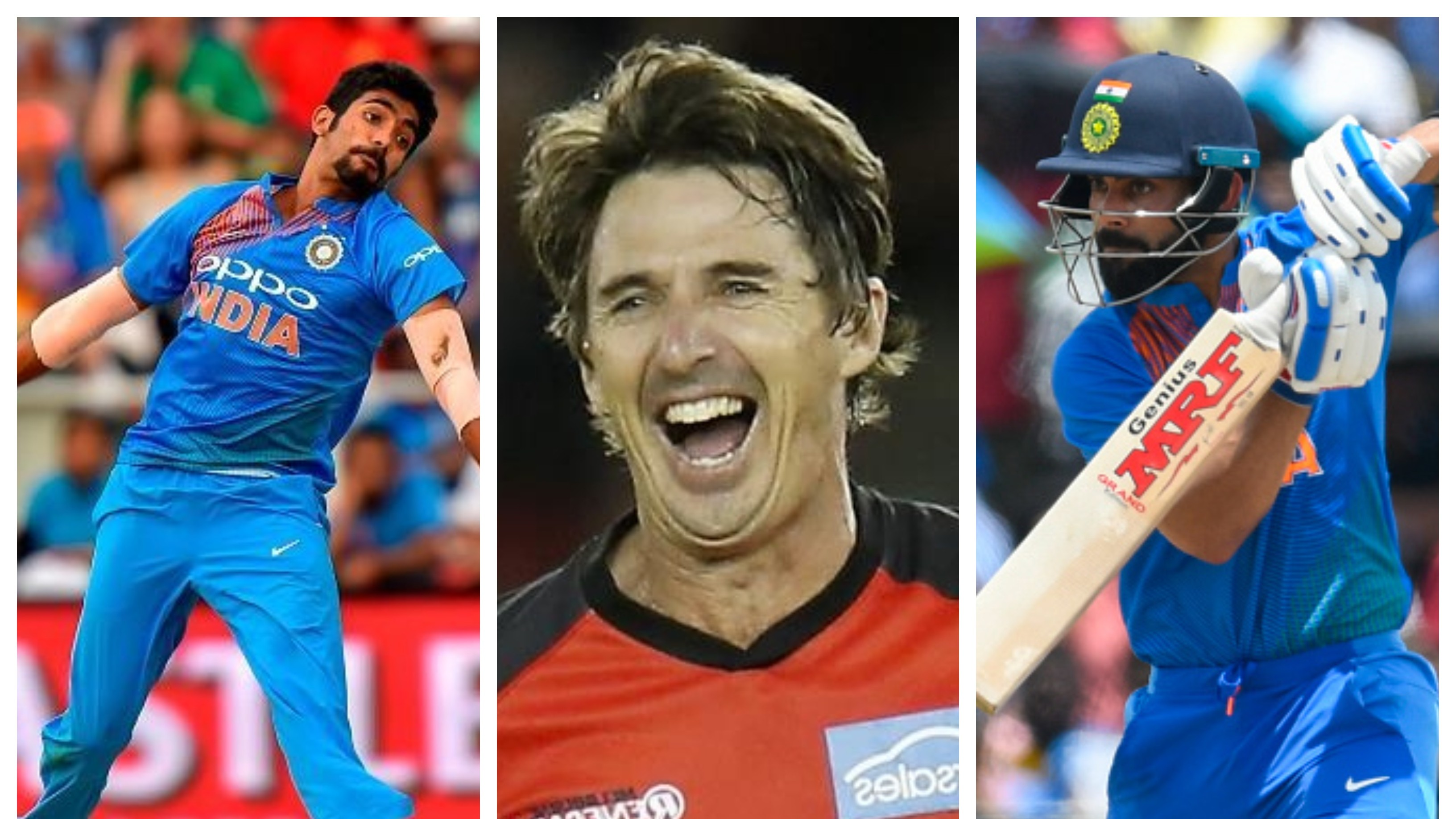 WATCH: Brad Hogg picks his T20I team of the year 2019