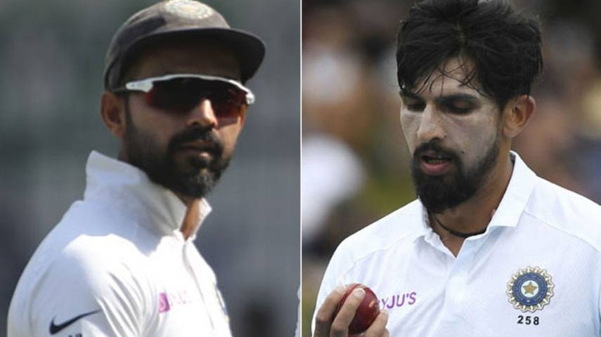 AUS v IND 2020-21: Ishant Sharma describes Rahane as bowler's captain; expects him to fill Kohli's void